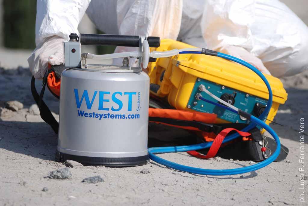 west systems portable fluxmeter